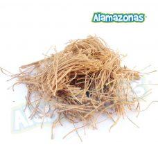 Fibras naturales de yute. Ideal para que sus canarios puedan construir sus nidos. Mantiene una temperatura y humedad ideal. No se enreda en sus patitas. Presentación: 50g