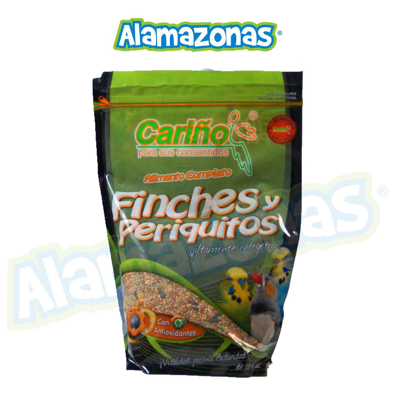 Alimento completo para Finches y Periquitos Cariño Alamazonas