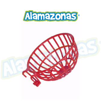 NIDO PLASTICO PARA CANARIO TRADICIONAL Alamazonas